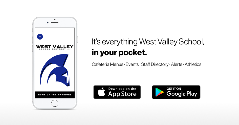 **NEW** West Valley School App