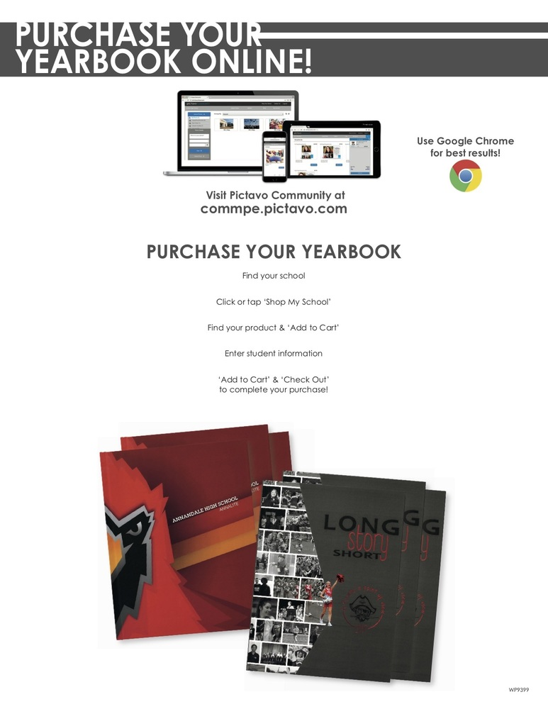 Purchase Your West Valley Yearbook Today!